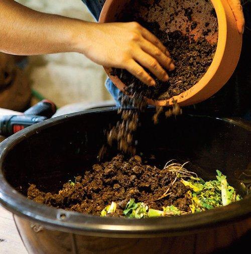 การเลี้ยงไส้เดือนให้ได้ปุ๋ยมูลไส้เดือนของลุงรีย์แห่ง Uncleree Organic Farm