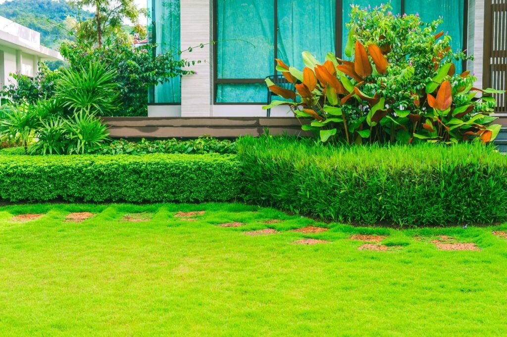 เลือกซื้อแผ่นพื้น อุปกรณ์จัดสวนและทำสวนหย่อมขนาดเล็ก
